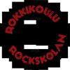 Rokkikoulun logo