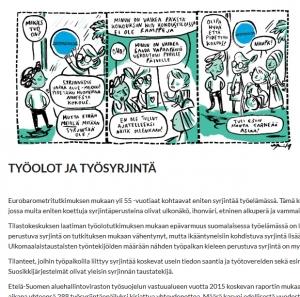 Oikeusministeriön syrjintatieto.fi avattu tänään - mukana myös vammaisuuteen liittyvää syrjintätietoa