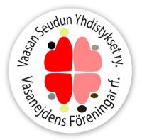 Vaasan Seudun Ydistysten logo