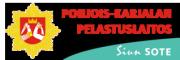 Pohjois-Karjalan pelastuslaitos - logo