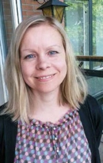 Sanna Blomgren. Kuva THL