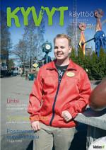 Kyvyt käyttöön -lehden kansi 1/2014 ja linkki lehden pdf-tiedostoon).