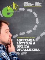 Välityömarkkinat extran -kansi  ja linkki pdf-tiedostoon.