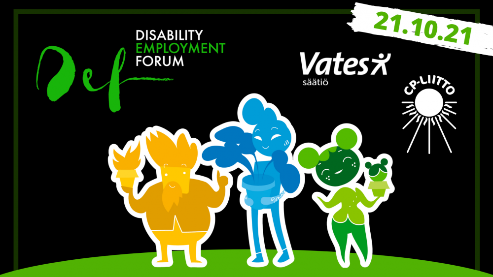 Disability Employment Forum 2021.