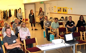 Kuvat: Meeri Riihelä: Työhönvalmentajien teemapäivä