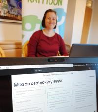 Kuvakaappaus Menti-sivustolta jossa osallistujat kirjoittivat näkemyksiä hyvän tyypin käsitteestä