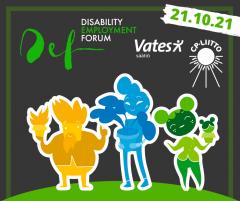 Logo, jossa tapahtuman nimi ja päivämäärä.