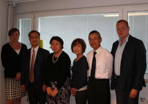 Osatyökykyisten työllistäminen Suomessa kiinnostaa Japanissa