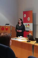 Reetta Pietikäinen tuo esiin työpajatoimijoiden näkökulman.