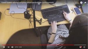Vates-säätiön videoesittely julkaistu