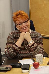 Lehtori Paula Pynnönen