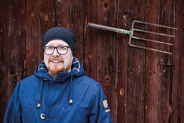 Jarno Karjalainen.