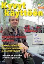 kyvyt käyttöön lehden 2 2012 kansi