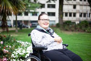 Vaikuttamistyötä vammaisten oikeuksista kokemuksen rintaäänellä