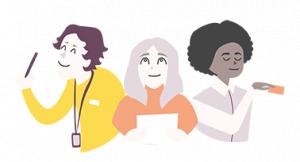 Työelämä on tärkeä oppimisympäristö - Ohjaaja tai työhönvalmentaja madaltavat työnantajan rekrytointikynnystä