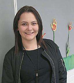 Netta Nordlund työllistyi tuetun oppisopimuksen avulla