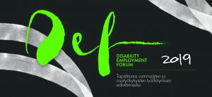 Disability Employment Forum