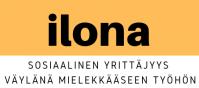 Ilona-hankkeen logo.
