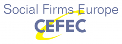 Social Firms Europe Cefecin logo