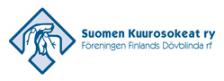 Suomen Kuurosokeat ry:n logo.
