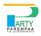 Party hankkeen logo.