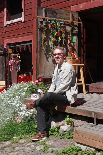 Työllisyyspalveluiden esimies Mikko Viitanen.